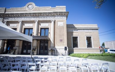 Restoration of Wilkinsburg Train Station celebrated with Ribbon-Cutting Ceremony
